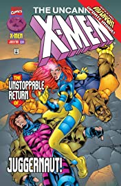 Uncanny X-Men (1963-2011) #334