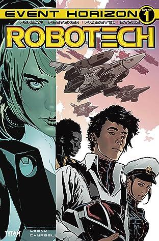 Robotech No.21