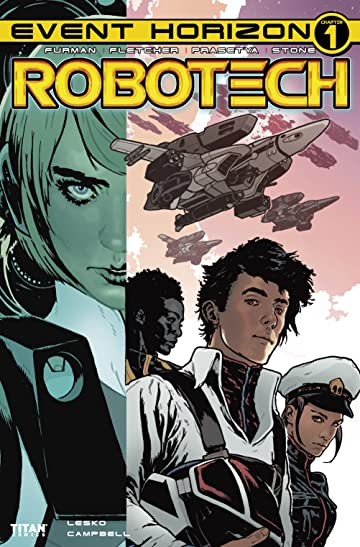 Robotech #21