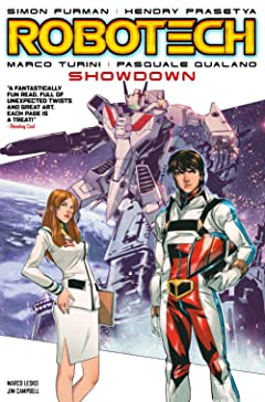 Robotech Tome 5: Showdown