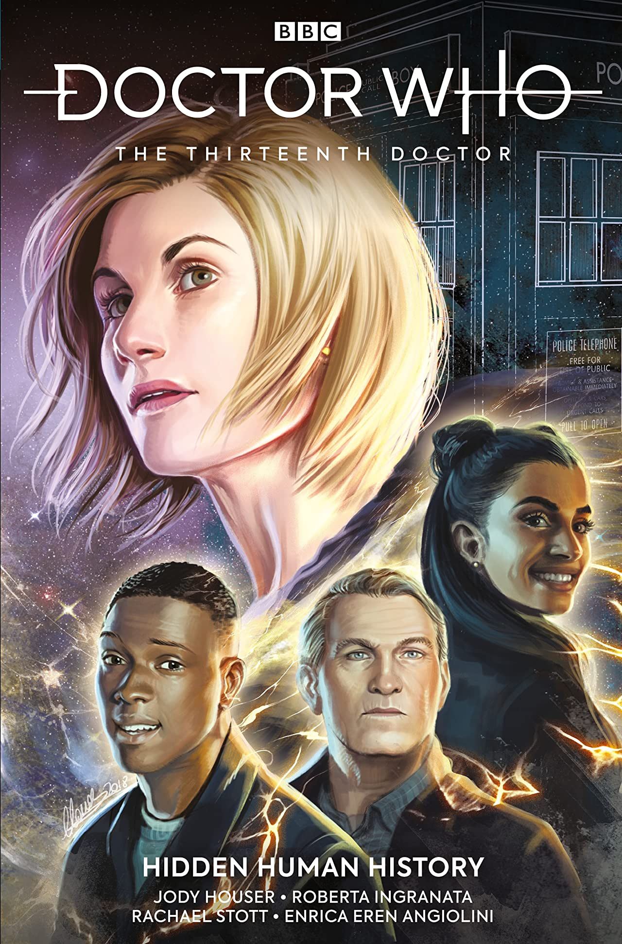 Doctor Who: The Thirteenth Doctor Vol. 2