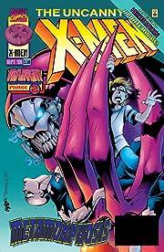 Uncanny X-Men (1963-2011) No.336