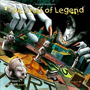 The Stuff of Legend Vol. 1 - The Dark No.3 (sur 4)