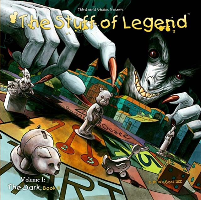 The Stuff of Legend Vol. 1 - The Dark #3 (of 4)