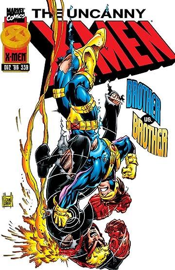 Uncanny X-Men (1963-2011) #339