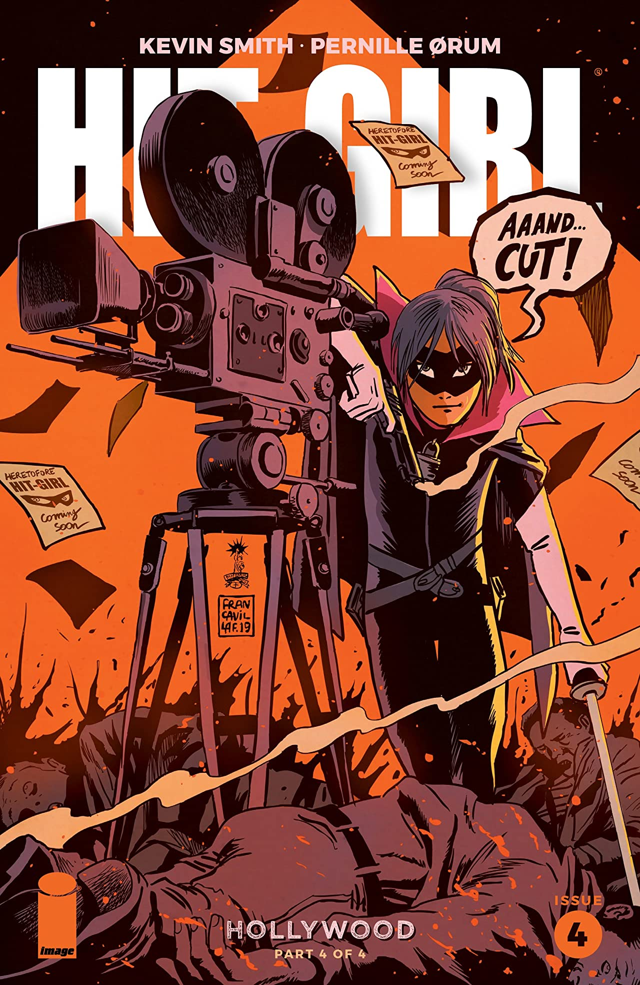 Hit-Girl Season Two No.4