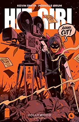 Hit-Girl Season Two #4