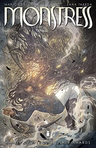 Monstress No.22