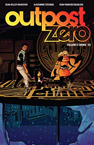 Outpost Zero Tome 2: Follow it Down