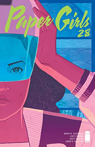 Paper Girls No.28