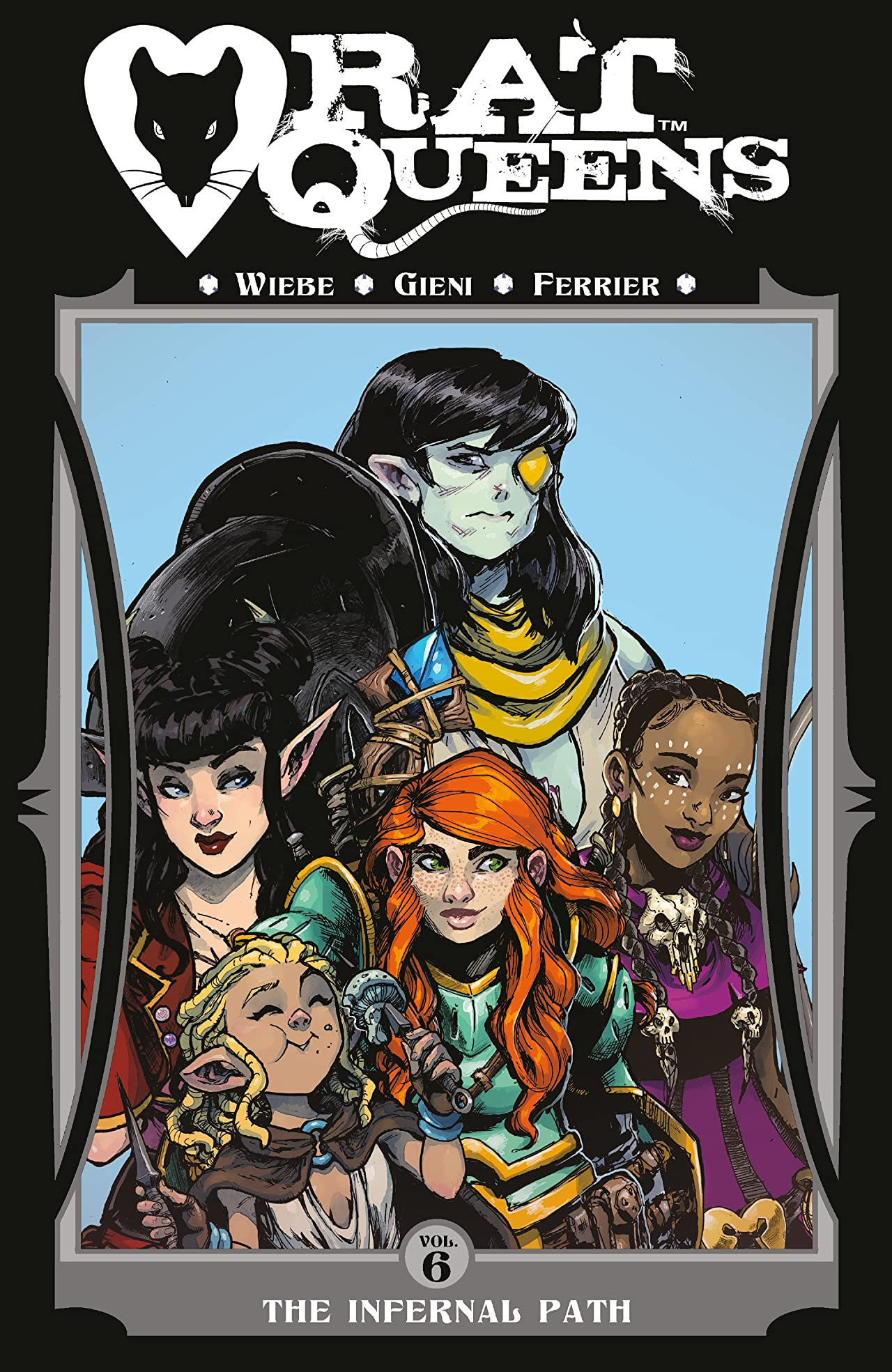 Rat Queens Vol. 6: The Infernal Path