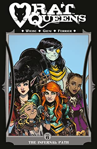 Rat Queens Tome 6: The Infernal Path
