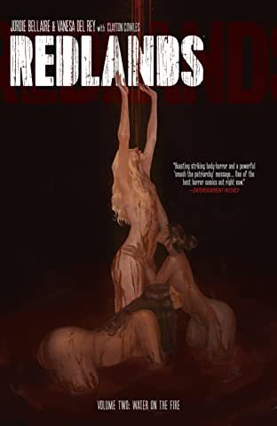 Redlands Tome 2: Water On The Fire