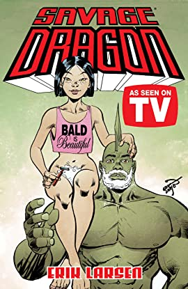 Savage Dragon: As Seen On TV