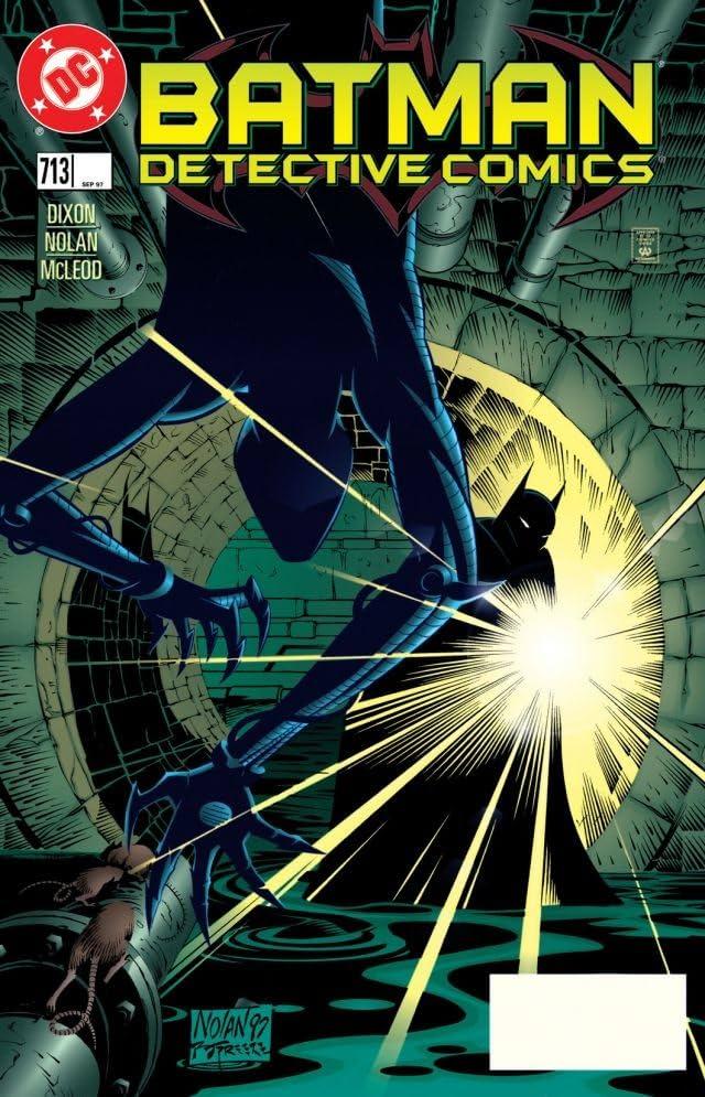 Detective Comics (1937-2011) #713