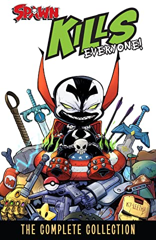 Spawn Kills Everyone: The Complete Collection