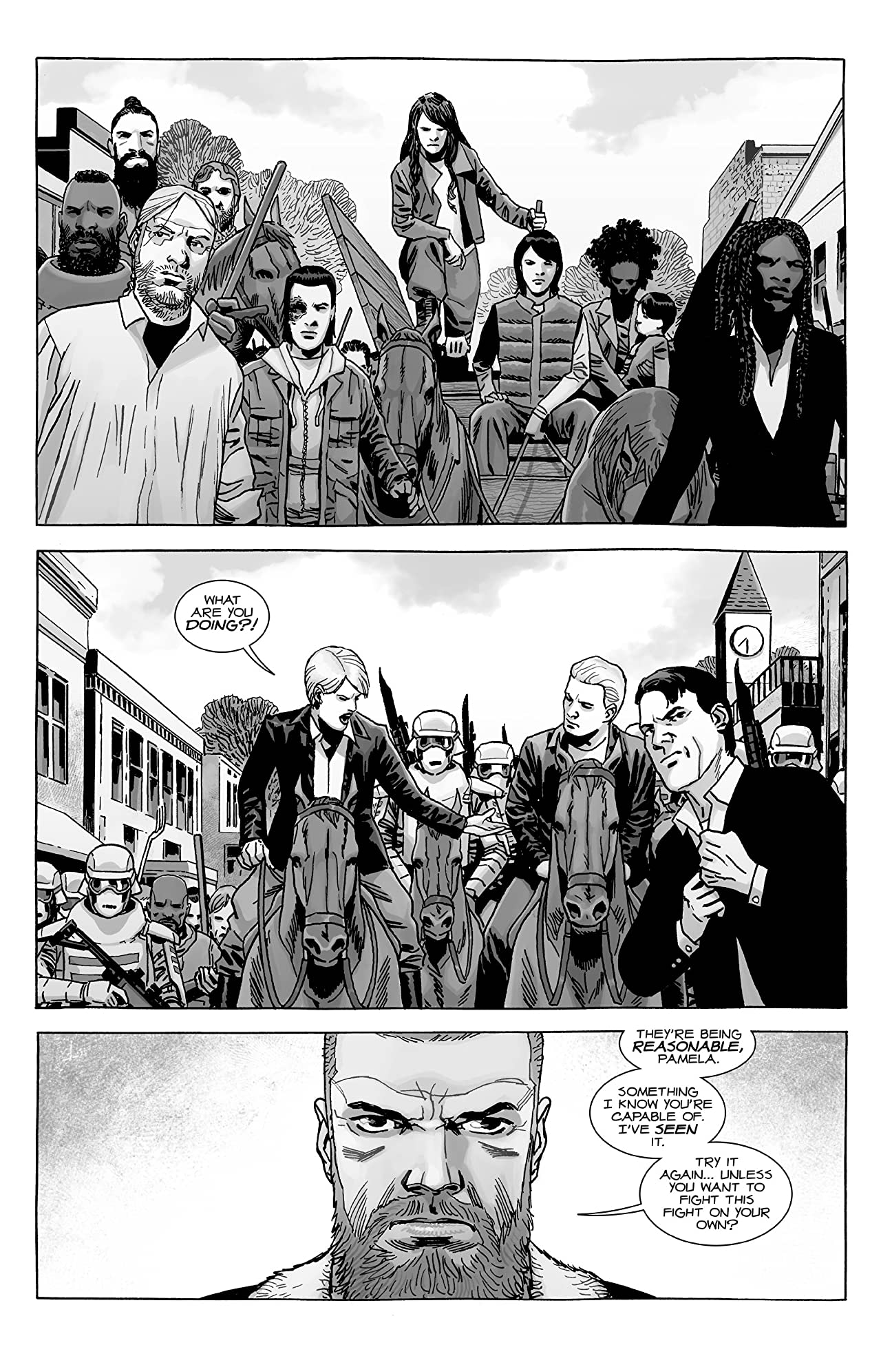 The Walking Dead #191