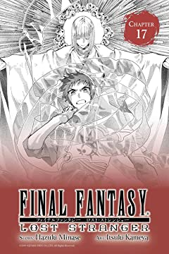 Final Fantasy Lost Stranger #17
