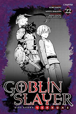 Goblin Slayer Side Story: Year One No.22