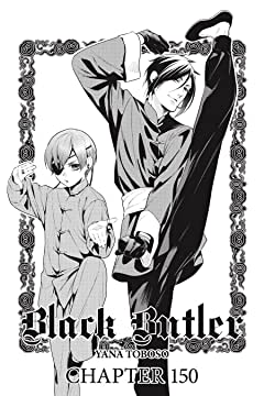 Black Butler No.150