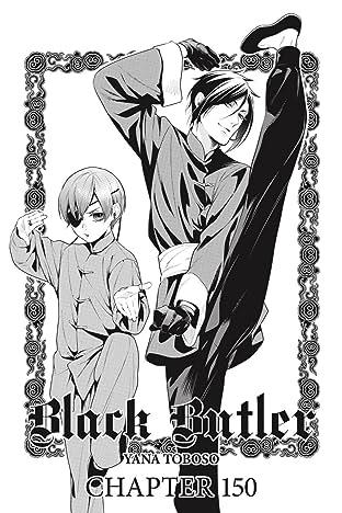 Black Butler No.150