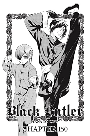 Black Butler #150