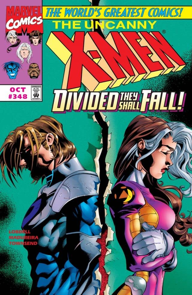 Uncanny X-Men (1963-2011) #348