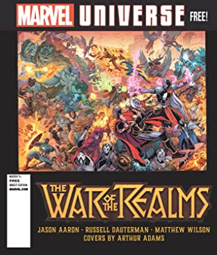 War Of The Realms Magazine (2019) No.1