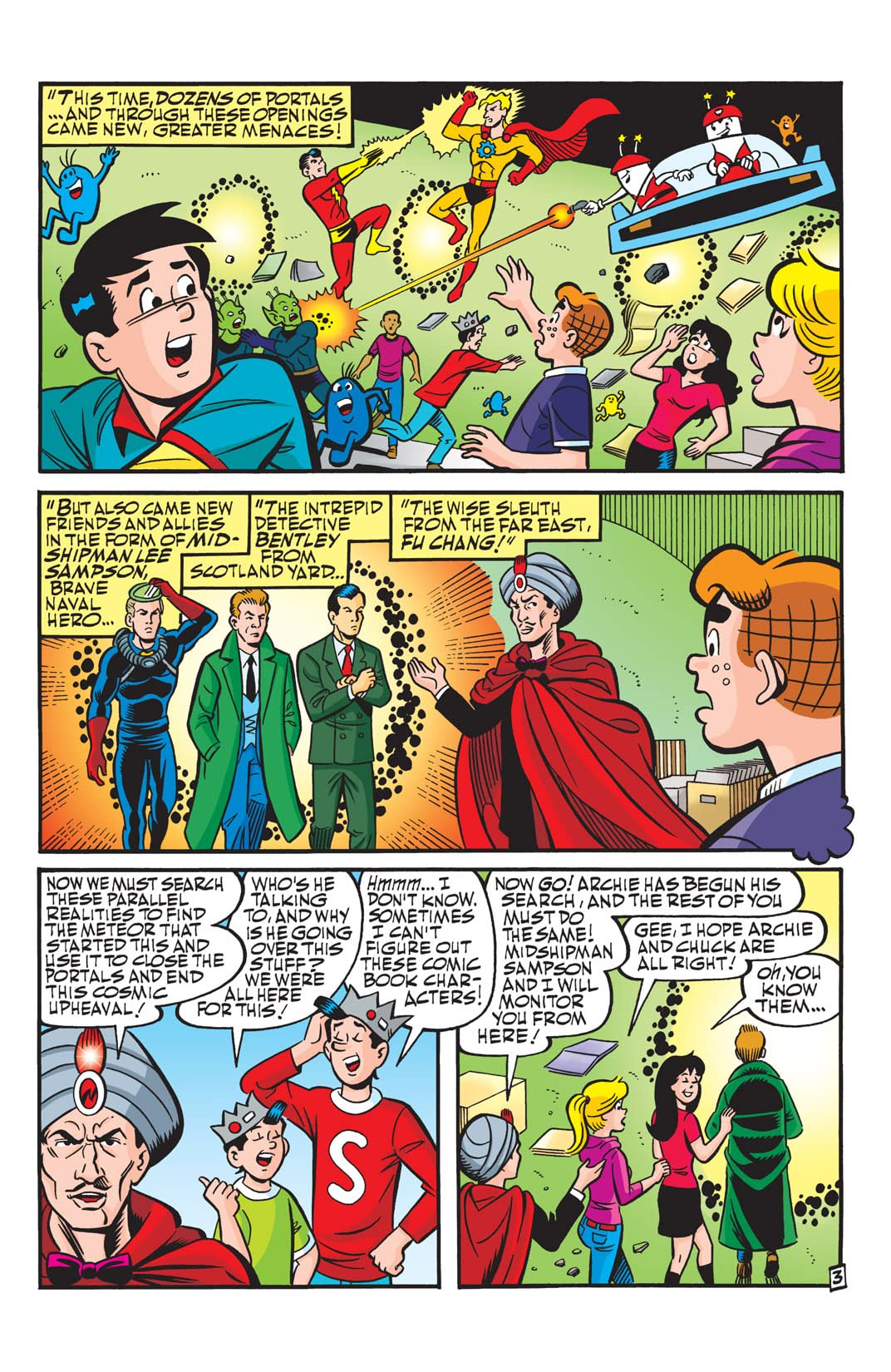 Archie & Friends #151