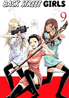 Back Street Girls Vol. 9