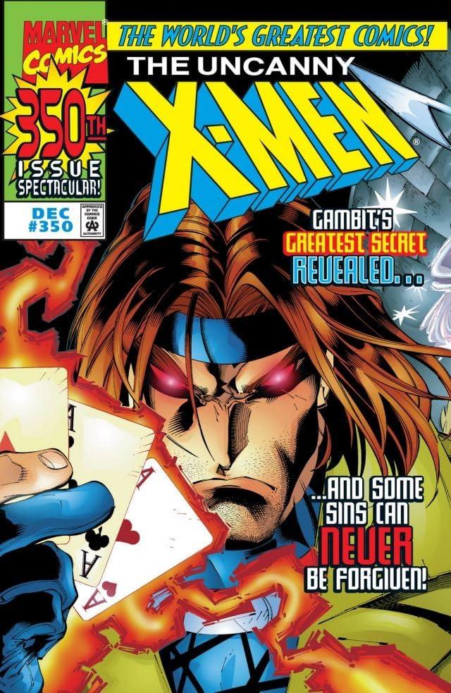 Uncanny X-Men (1963-2011) #350