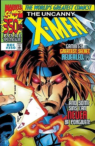 Uncanny X-Men (1963-2011) No.350