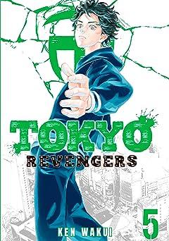 Tokyo Revengers Tome 5