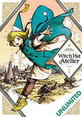 Witch Hat Atelier Vol. 1