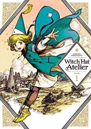 Witch Hat Atelier Tome 1