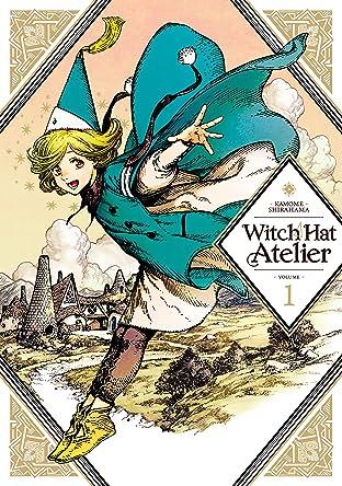 Witch Hat Atelier Vol. 1