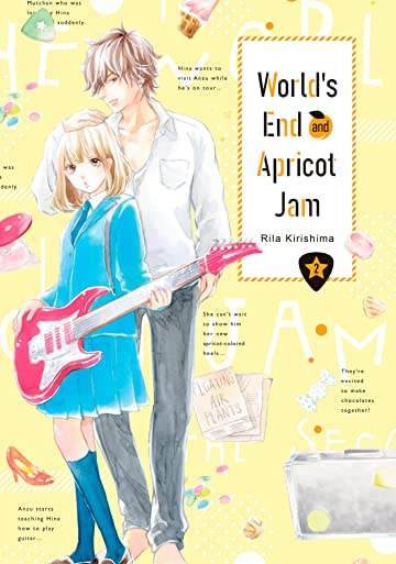 World's End and Apricot Jam Vol. 2