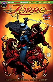Zorro: Swords of Hell #4