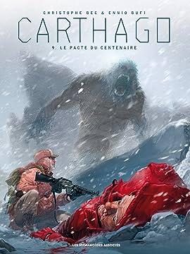 Carthago Vol. 9: Le Pacte du Centenaire