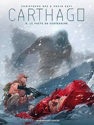 Carthago Tome 9: Le Pacte du Centenaire