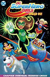 DC Super Hero Girls: Spaced Out (2017-) #13