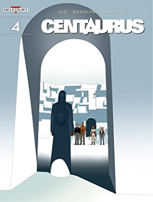 Centaurus Vol. 4: Earth of anguish