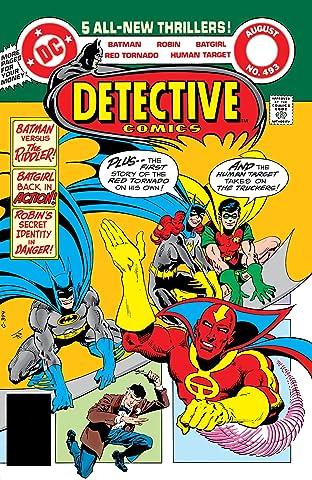 Detective Comics (1937-2011) #493