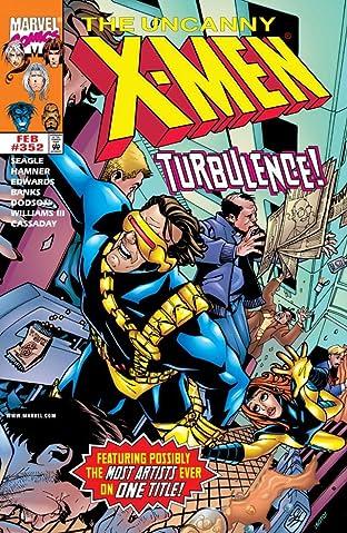 Uncanny X-Men (1963-2011) No.352