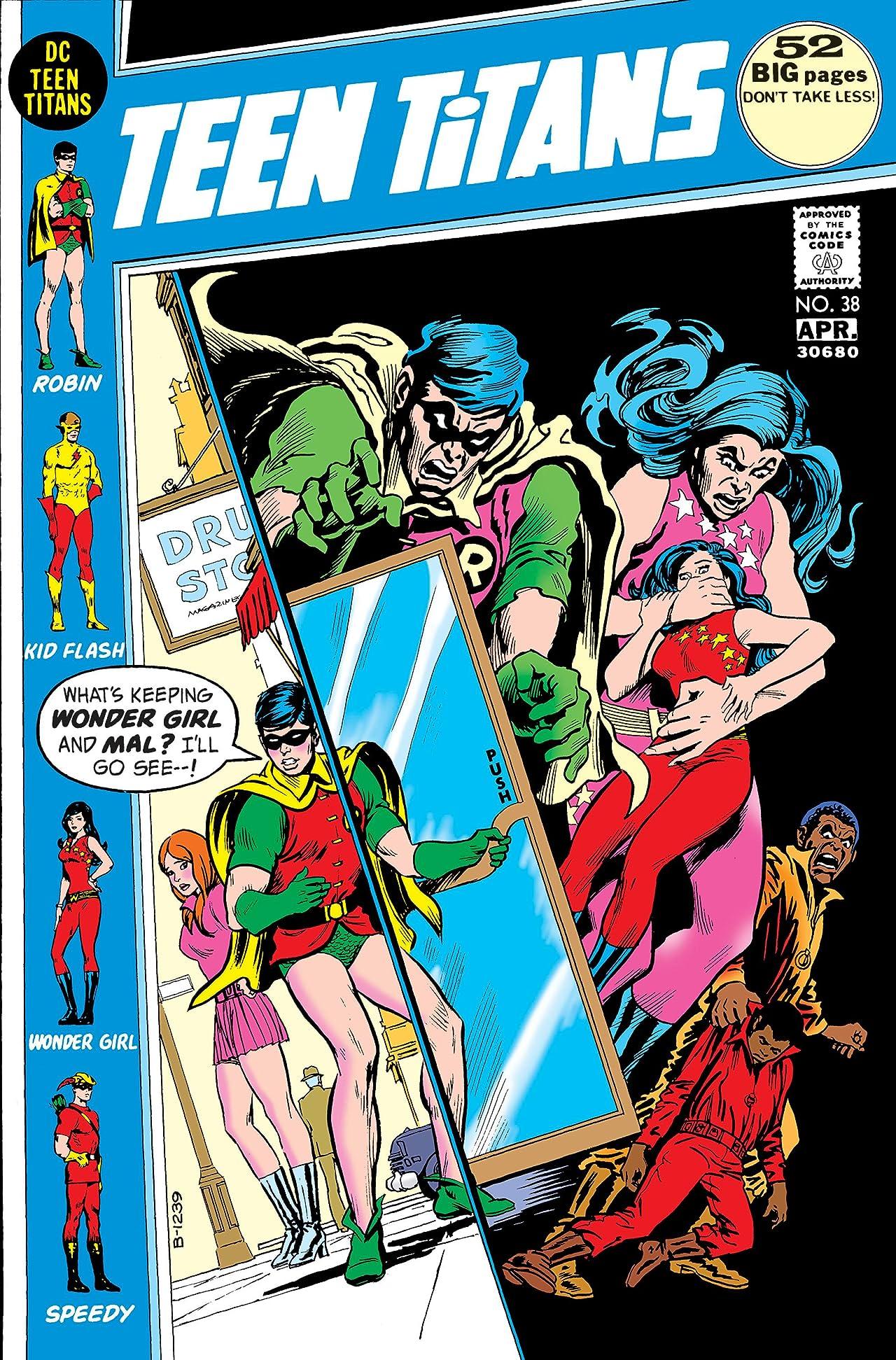 Teen Titans (1966-1978) #38
