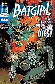 Batgirl (2016-) #33