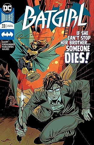 Batgirl (2016-) No.33