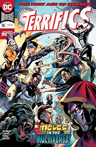 The Terrifics (2018-) #14