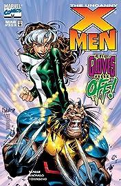 Uncanny X-Men (1963-2011) #353