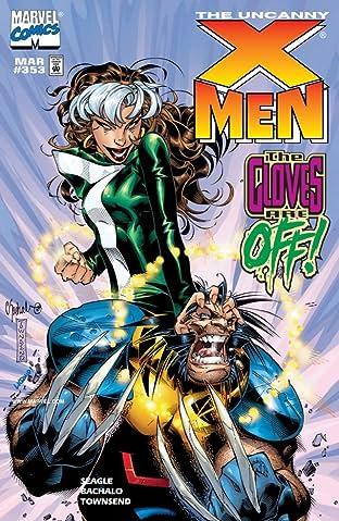 Uncanny X-Men (1963-2011) No.353